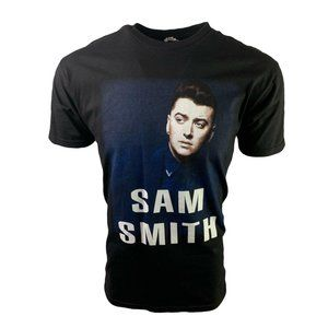 Sam Smith North American Tour Tee T-shirt Medium